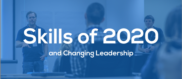 skills of 2020 and changing leadership